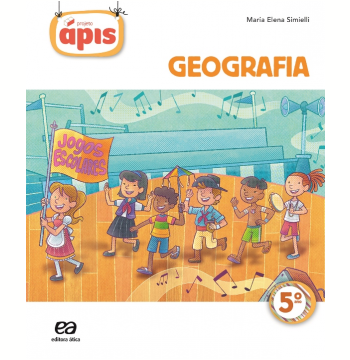 Projeto Ápis - Geografia - 5º Ano - Ensino Fundamental I
