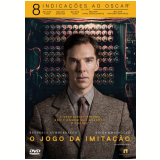 O Jogo Da Imitação (DVD) - Keira Knightley, Benedict Cumberbatch