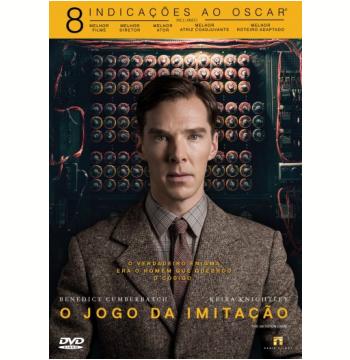 O Jogo Da Imitação (DVD)