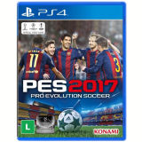 Pes 2017 - Pro Evolution Soccer (PS4)