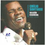 Emílio Santiago - Série Icollection (CD) - Emílio Santiago