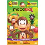 Macakids - Juntos Podemos Salvar o Planeta (Vol. 2) (DVD) - Macakids
