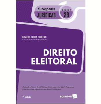 Direito Eleitoral (Vol. 29)