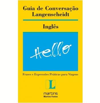 Guia de Conversação Langenscheidt - Inglês