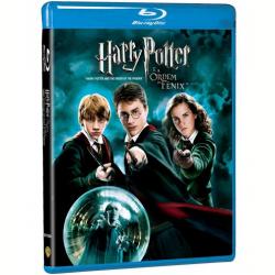 Blu - Ray - Harry Potter e a Ordem da Fênix - Vários ( veja lista completa ) - 7892110052832