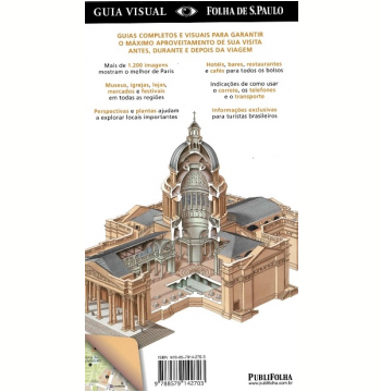 Guia Visual - Paris (Inclui Mapa Avulso)