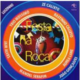 Festa Na Roça Vol. 1 (CD) - Diversos