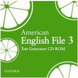 American English File 3 Test Generator Cdrom -