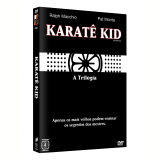 Karate Kid A Triologia (DVD)
