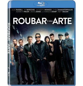 Roubar é Uma Arte (Blu-Ray)