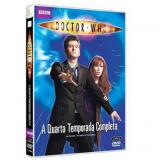 Doctor Who – Quarta Temporada Completa (DVD) - Vários (veja lista completa)