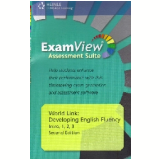 World Link 2nd Edition Book Intro/1/2/3 - Examview - Nancy Douglas, Susan Stempleski, James R. Morgan