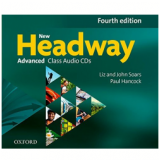 New Headway Advanced Class (4 Cds) - Fourth Edition (CD) -