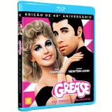 Grease Remasterizado - 40 Anos (Blu-Ray) - John Travolta, Stockard Channing