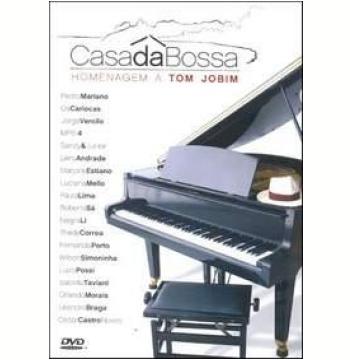 Casa da Bossa - Homenagem a Tom Jobim (DVD)