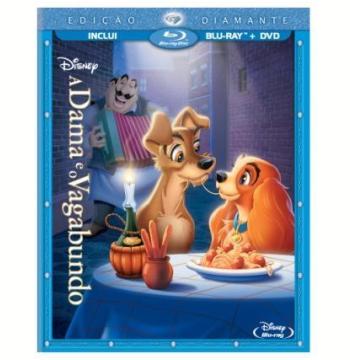A Dama e o Vagabundo - Edição Diamante (Blu-Ray)