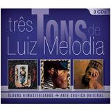 Três Tons de Luiz Melodia (CD) - Luiz Melodia