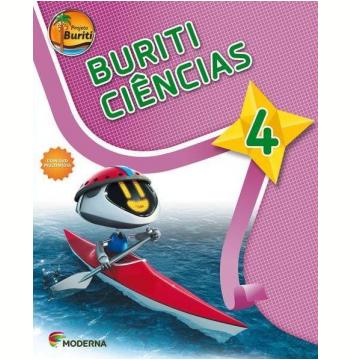 Buriti - Ciências (Vol.4)