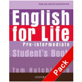 English For Life Pre-Intermediate Student Book With Multirom -