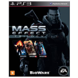 Mass Effect Trilogy (PS3) -