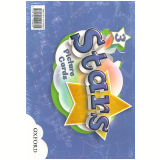 Stars 3 Picture Cards -