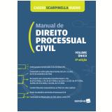 Manual de Direito Processual Civil(Vol. Único) - Cassio Scarpinella Bueno