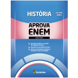 Caderno Aprova Enem - História - Ensino Médio - Editora Moderna