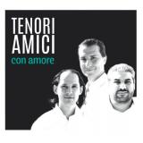 Tenori Amici - Con Amore (CD) - Tenori Amici