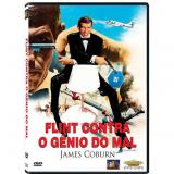 Flint - Contra o Gênio do Mal (DVD) - James Coburn, Lee J. Cobb