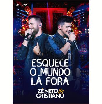 Zé Neto & Cristiano - Esquece o Mundo Lá Fora (CD) + (DVD)