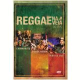 Reggae na Veia (DVD) - Chimarruts, Cidade Negra, Tribo de Jah