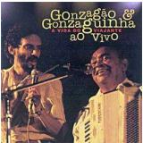 Gonzagão & Gonzaguinha - A Vida Do Viajante - Ao Vivo (duplo) (CD) - Gonzagao E Gonzaguinha