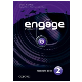 Engage 2 Teacher'S Book - Second Edition -