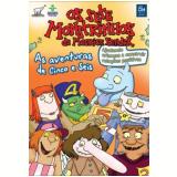 Sete Monstrinhos - Aventuras De Cinco E Seis (DVD) - Os Sete Monstrinhos