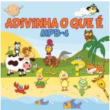 MPB-4 - Adivinha o Que � (CD) - Mpb-4