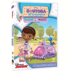 DVD - Doutora Briquedos: Clínica Móvel - 7899307921155