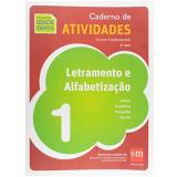 Português 1º Ano - Caderno de Atividades - Ensino Fundamental I -
