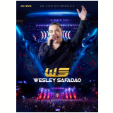 Wesley Safadão - Ao Vivo Em Brasília (CD) + (DVD) - Wesley Safadão