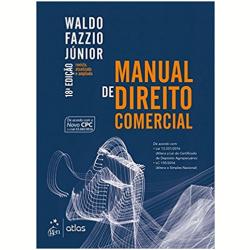 Livros - Manual De Direito Comercial - Waldo Fazzio Júnior - 9788597009668