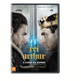 Rei Arthur - A Lenda Da Espada (DVD) - Jude Law, Eric Bana, Djimon Hounsou