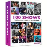 Box 100 Shows Para Assistir Antes de Morrer (DVD) - Vários
