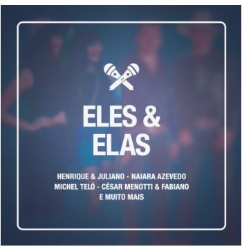 Eles & Elas - Duetos (CD)