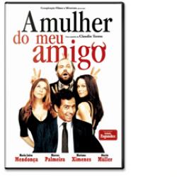 DVD - Mulher do Meu Amigo, A - Antonio Fagundes - 7899307911798