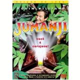 Jumanji - Edição de Luxo (DVD) - Robin Williams, Peter Bryant, Bonnie Hunt