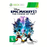 Disney Epic Mickey 2: The Power Of Two (X360) -