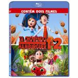 Tá Chovendo Hamburguer + Tá Chovendo Hamburguer 2 (Blu-Ray) - Vários (veja lista completa)