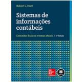 Sistemas De Informações Contábeis - 3.ed. - Robert L. Hurt