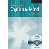 English In Mind 4 Workbook With Cd-rom - Herbert Puchta