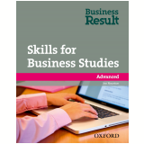 Business Result Advanced Skills For Business Studies Cd Included -