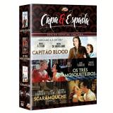 Box Capa & Espada (DVD) - Michael Curtiz  (Diretor)
